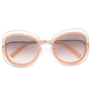 Coral Chloe Carlina Sunglasses